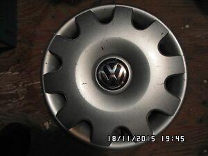Wheel Cover VW - Plastic hub cap- 15 in.