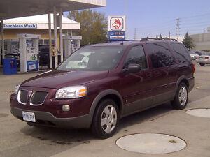 2009 Pontiac Other w/1SB -SV6 Minivan, Van Extended