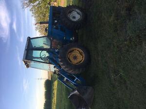 Ford 276 II Bidirectional Tractor