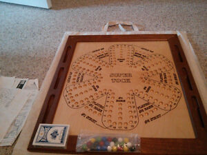 Supertock handcrafted game