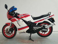 1990 Yamaha RD350 YPVS 4 Owners 35,765 Miles HPI Clear Classic Motorcycle
