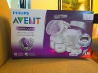 Philips Avent - Comfort Double Electric Breast Pump Watch|Share.