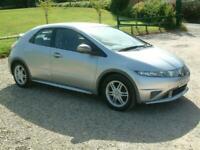 2008 Honda Civic 1.4 i-Dsi SE+ 5dr MOT JULY 2022 READY TO DRIVE AWAY TODAY HATCH