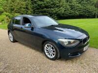 2012 BMW 1 Series 1.6 116d ED EfficientDynamics Sports Hatch 5dr Hatchback Diese