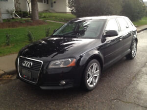 Audi A3 2009, low mileage, great condition!