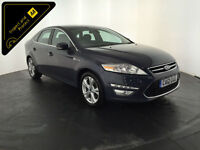 2012 FORD MONDEO TITANIUM TDCI DIESEL SERVICE HISTORY FINANCE PX WELCOME