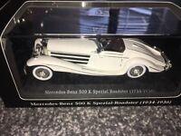 Rare Mercedes-bens 500 k spezial-roadster (1934-1936)