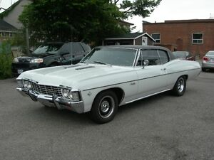 1967 Chevrolet Caprice Classic  Certified