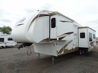 RV rental for Aug Long Weekend