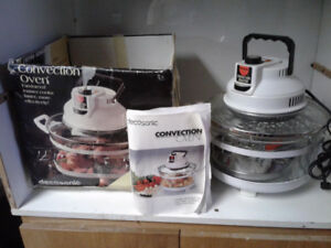Decosonic convection cooker