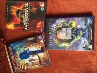 Night at the Museum, National Treasure 2 and The Haunted House DVDs £3