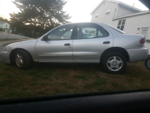 2005 Chevy Cavalier for sale 1200 or best