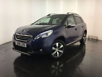 2014 PEUGEOT 2008 ALLURE E-HDI DIESEL 1 OWNER FINANCE PX WELCOME