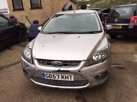 Breaking Ford Focus for parts