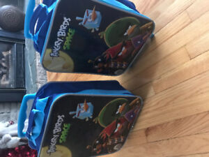 Angry Birds children luggage