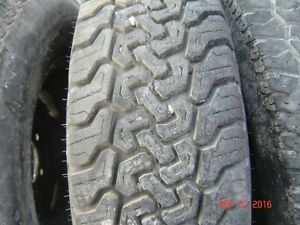 P 235 75R 15 tires ,rims and Hupcaps  off a 1988 Dodge ram 150 Gatineau Ottawa / Gatineau Area image 1