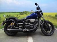 Yamaha XV950 R ABS **One owner 1471 miles and Akrapovic!**
