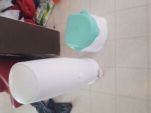 Diaper genie and 3in1 potty