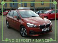 2018 BMW 2 Series 1.5 218I SE ACTIVE TOURER 5d 139 BHP Hatchback Petrol Manual