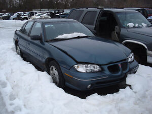 1998 Pontiac Grand AM just arrived at U-Pull-It Elmira