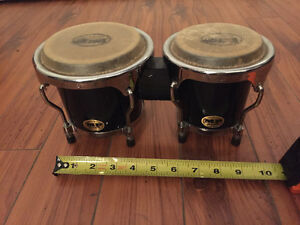 "MP Mano Percussions 4"" et 5"" Bongos miniatures"