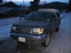 1998 Nissan Frontier Pick-up