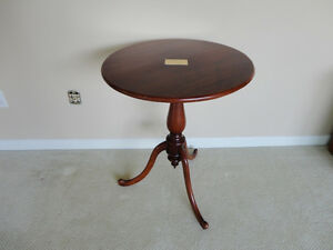 Antique Corner Table Made by John George Reiner -Circa 1858 Kitchener / Waterloo Kitchener Area image 1