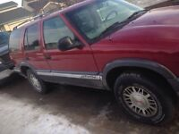 1995 Jimmy for sale4x4. Great mud truck/winter vehicle/first car