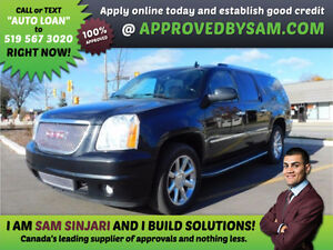 GMC DENALI - Payment Budget and Bad Credit? GUARANTEED APPROVAL. Windsor Region Ontario image 1