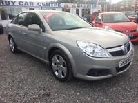 2006 VAUXHALL VECTRA 2.2i Direct Elite AUTOMATIC MASSIVE SPEC FULL LEATHER