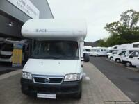 ACE roma fixed bed six berth motorhome for sale