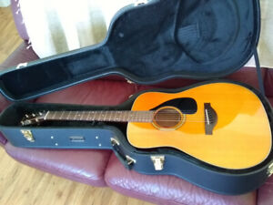 Collector's Edition Yamaha FG180-50 Acoustic Guitar