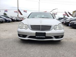 2006 Mercedes-Benz C-Class Sunroof| Alloy Wheels | Leather Seats