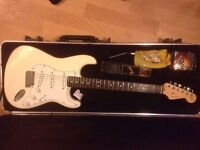 Absolutely mint condition USA FENDER STRATOCASTER