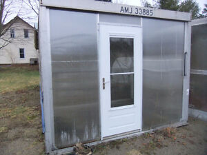 Two Customized Sheds for Sale