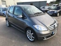 Mercedes A180 CDI Avantgarde SE Automatic, Sat Nav, Digital Tv, Leather, Parking Sensors,Warranty