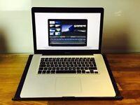 MacBook Pro i7|OS Sierra|Windows 10