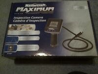 REDUCED!!  Mastercraft Maximum Inspection Camera.....Now $160.00
