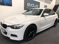 2014 Y BMW 3 SERIES 2.0 318D M SPORT 4D 141 BHP DIESEL