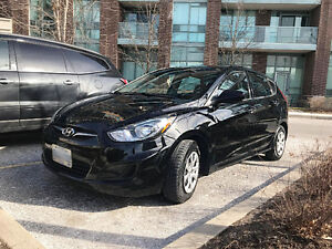 2012 Hyundai Accent Hatchback - GREAT CONDITION