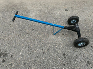 Like new boat trailer dolly