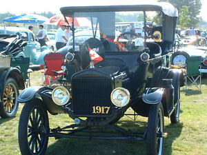 1917 Model T Ford for sale