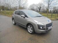 Peugeot 3008 Crossover 1.6HDi ( 112bhp ) FAP Sport
