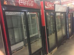 USED SINGLE AND DOUBLE DOOR  COOLERS ON SALE