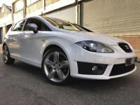 SEAT Leon 2012 2.0 TDI CR FR+ 5 door 1 OWNER, F/S/H, SATNAV, CAMERA, LOW MILES