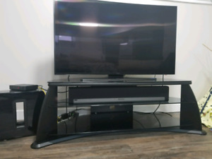 "Tv stand for up to 60"" tv"