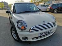 Mini Mini 1.4 One Spares or Repair Cheap Bargain - cheap insurance and tax