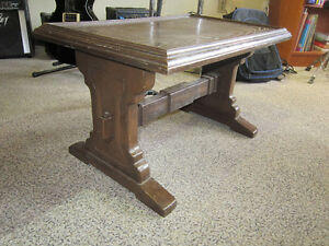Brown End Table For Sale