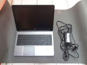 HP ProBook 650 (Intel i5-4200M / 4 GB RAM / 500 GB HDD)