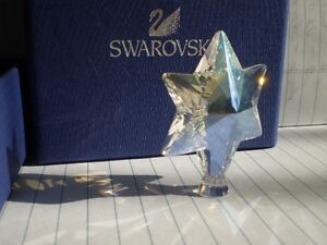 "Swarovski Crystal Figurine- "" Star "" Kitchener / Waterloo Kitchener Area image 3"